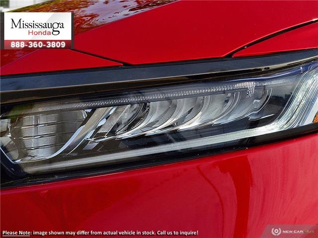 2019 Honda Accord Sport 1.5T (Stk: 326640) in Mississauga - Image 10 of 23