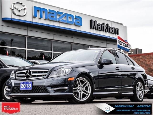 2013 Mercedes-Benz C-Class Base (Stk: Q190530A) in Markham - Image 1 of 29
