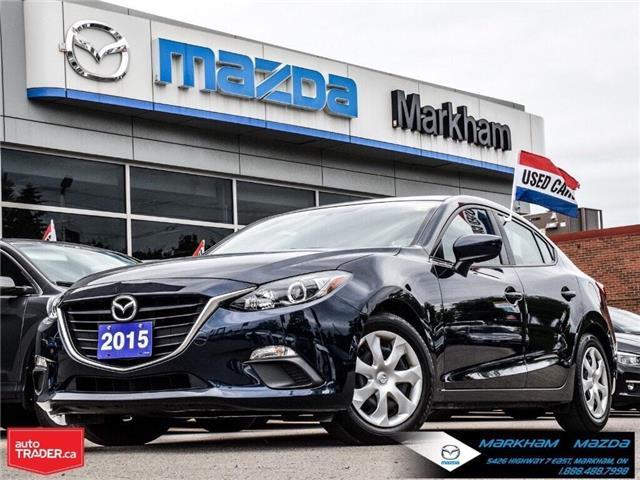 2015 Mazda Mazda3 GX (Stk: N190347A) in Markham - Image 1 of 22