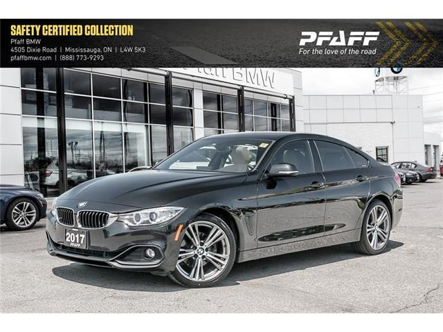 2017 BMW 430i xDrive Gran Coupe  (Stk: 22032A) in Mississauga - Image 1 of 22