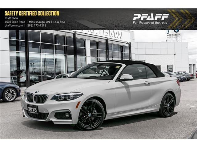 2018 BMW 230i xDrive (Stk: U5556) in Mississauga - Image 1 of 21