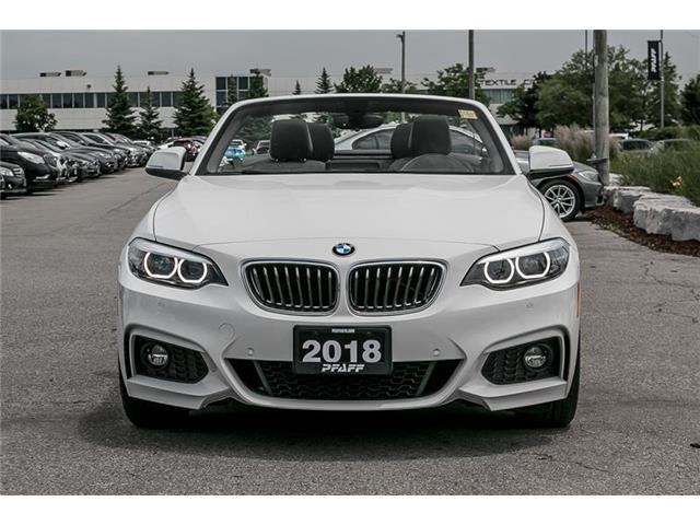 2018 BMW 230i xDrive (Stk: U5556) in Mississauga - Image 3 of 21