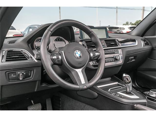 2018 BMW 230i xDrive (Stk: U5556) in Mississauga - Image 10 of 21
