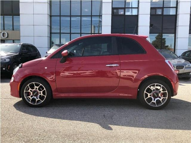 2013 Fiat 500 Sport (Stk: SF123) in North York - Image 2 of 20