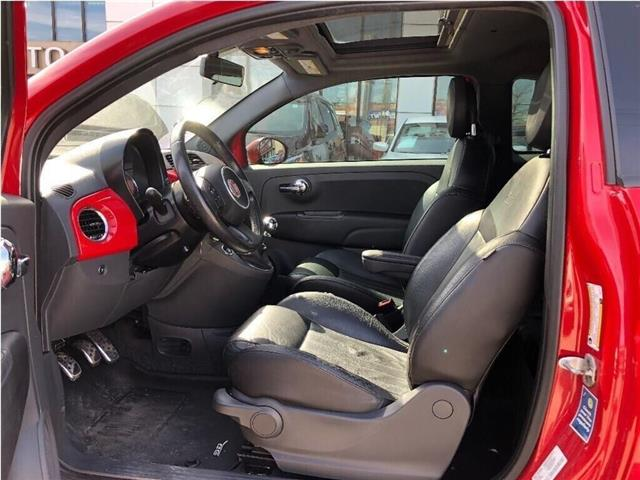 2013 Fiat 500 Sport (Stk: SF123) in North York - Image 11 of 20