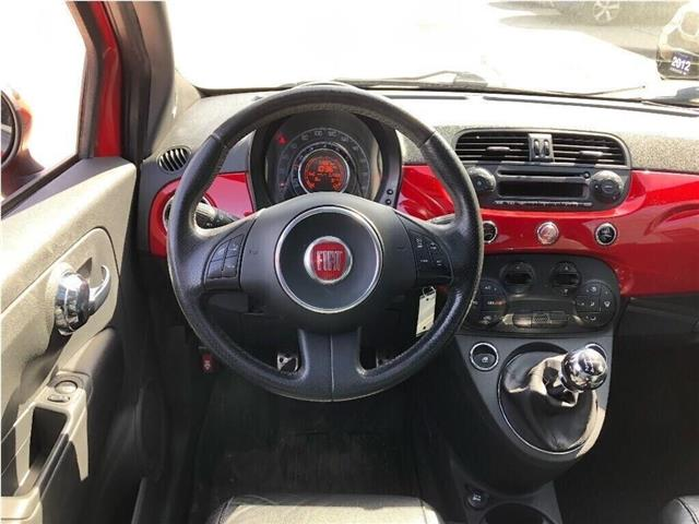 2013 Fiat 500 Sport (Stk: SF123) in North York - Image 14 of 20
