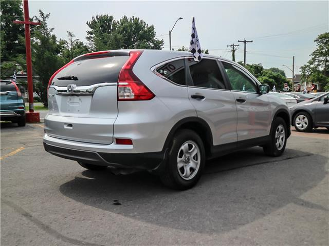 2015 Honda CR-V LX (Stk: 31337-1) in Ottawa - Image 5 of 26