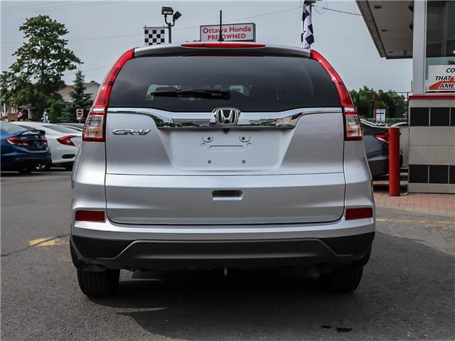 2015 Honda CR-V LX (Stk: 31337-1) in Ottawa - Image 6 of 26