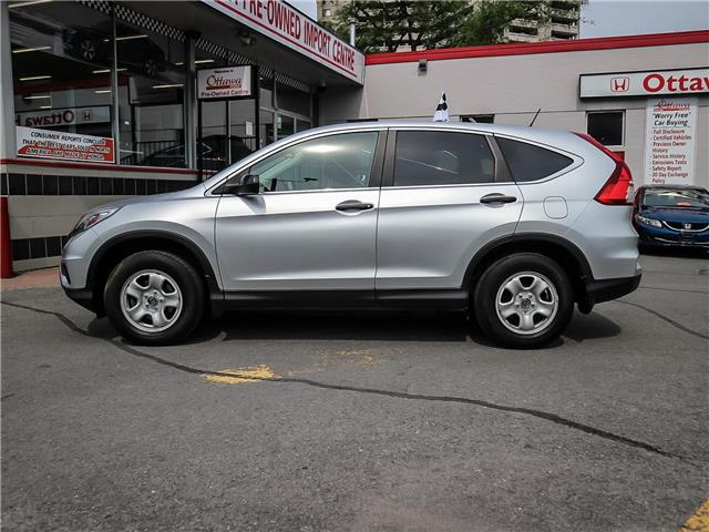 2015 Honda CR-V LX (Stk: 31337-1) in Ottawa - Image 8 of 26