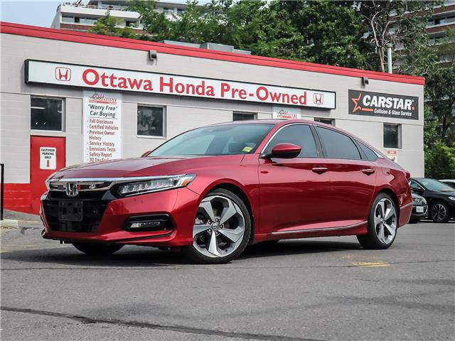 2018 Honda Accord Touring (Stk: 31914-2) in Ottawa - Image 1 of 27