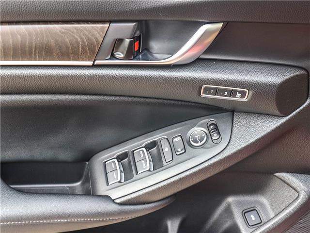 2018 Honda Accord Touring (Stk: 31914-2) in Ottawa - Image 9 of 27