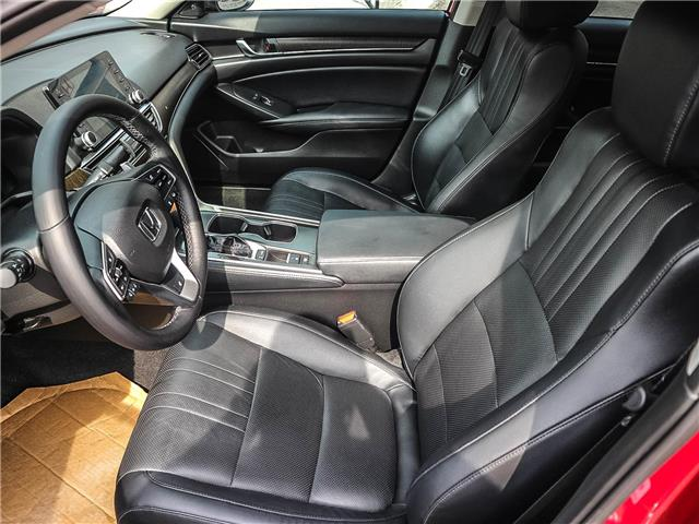 2018 Honda Accord Touring (Stk: 31914-2) in Ottawa - Image 10 of 27