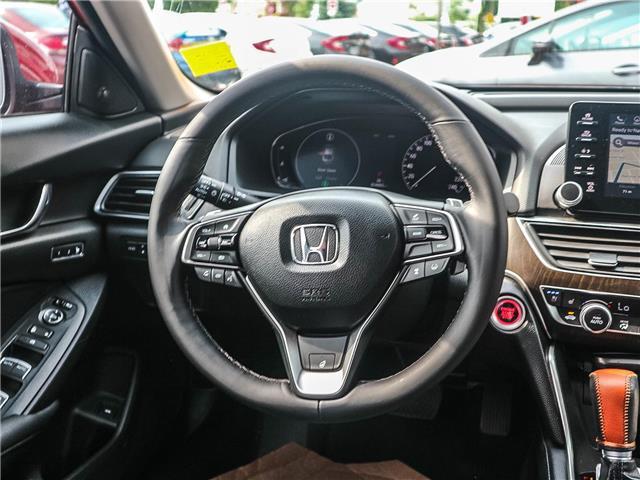 2018 Honda Accord Touring (Stk: 31914-2) in Ottawa - Image 12 of 27