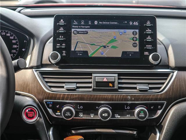 2018 Honda Accord Touring (Stk: 31914-2) in Ottawa - Image 13 of 27
