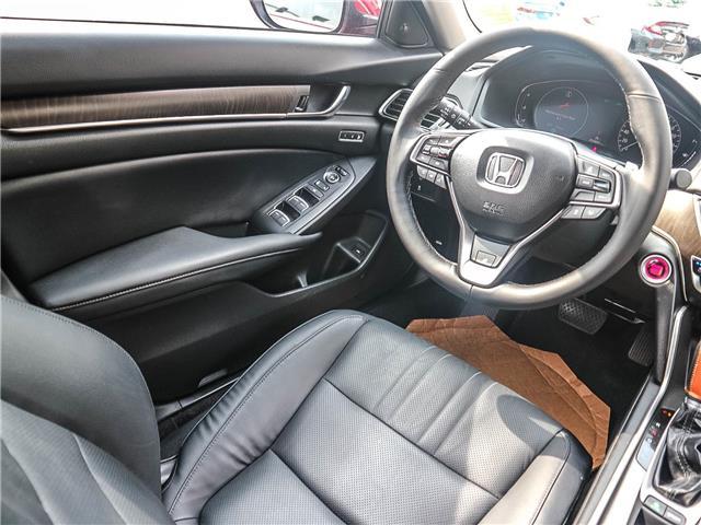 2018 Honda Accord Touring (Stk: 31914-2) in Ottawa - Image 14 of 27