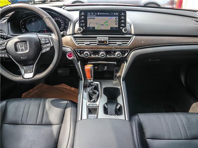 2018 Honda Accord Touring (Stk: 31914-2) in Ottawa - Image 15 of 27