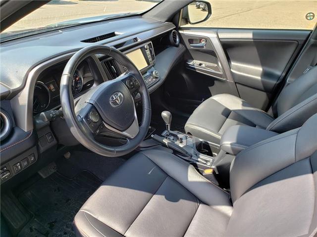 2017 Toyota RAV4 Hybrid  (Stk: P6847) in Etobicoke - Image 7 of 10