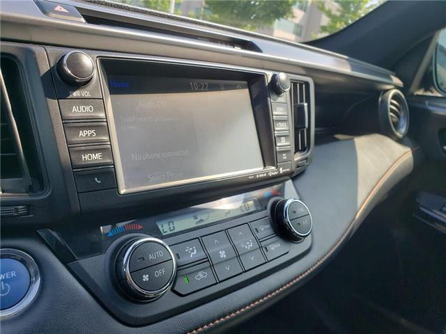 2017 Toyota RAV4 Hybrid  (Stk: P6847) in Etobicoke - Image 8 of 10