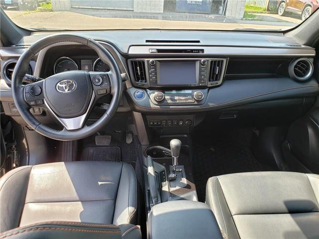 2017 Toyota RAV4 Hybrid  (Stk: P6847) in Etobicoke - Image 9 of 10