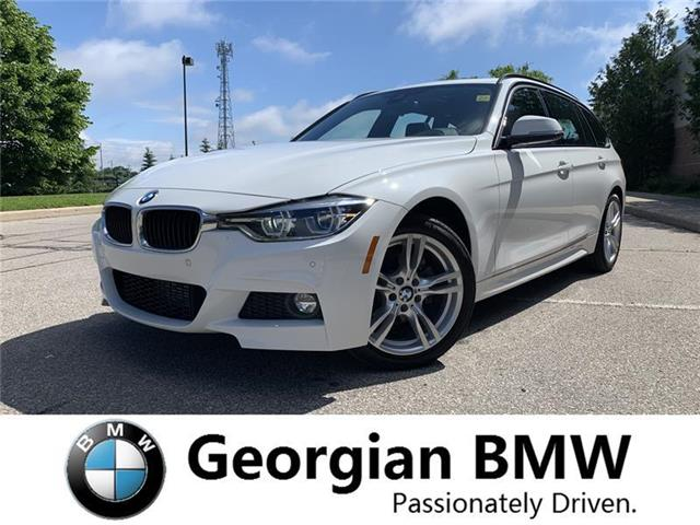 2018 BMW 328d xDrive Touring (Stk: P1505) in Barrie - Image 1 of 19