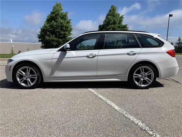 2018 BMW 328d xDrive Touring (Stk: P1505) in Barrie - Image 2 of 19