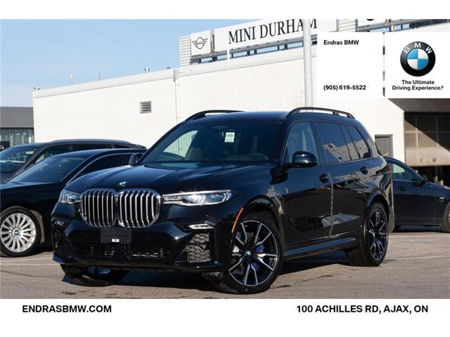 2019 BMW X7 xDrive40i (Stk: 70226) in Ajax - Image 1 of 22