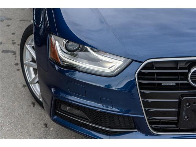 2015 Audi A4 2 0T Progressiv at $28900 for sale in Calgary