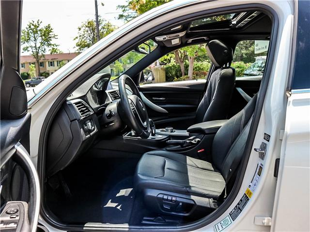 2015 BMW 328i xDrive (Stk: P8991) in Thornhill - Image 11 of 25