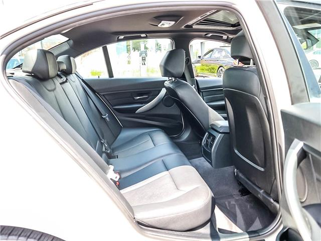 2015 BMW 328i xDrive (Stk: P8991) in Thornhill - Image 18 of 25
