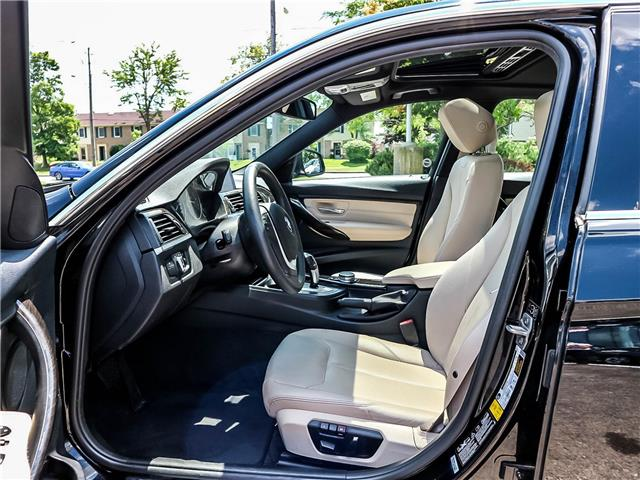 2015 BMW 328i xDrive (Stk: P8995) in Thornhill - Image 11 of 29