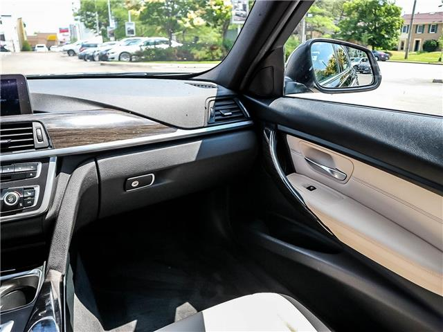 2015 BMW 328i xDrive (Stk: P8995) in Thornhill - Image 15 of 29