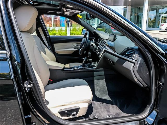 2015 BMW 328i xDrive (Stk: P8995) in Thornhill - Image 17 of 29