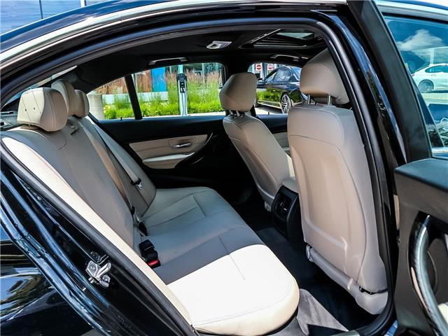 2015 BMW 328i xDrive (Stk: P8995) in Thornhill - Image 18 of 29