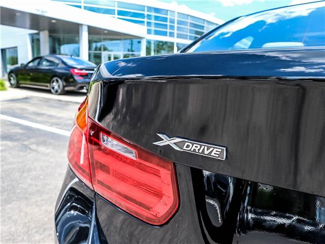 2015 BMW 328i xDrive (Stk: P8995) in Thornhill - Image 21 of 29