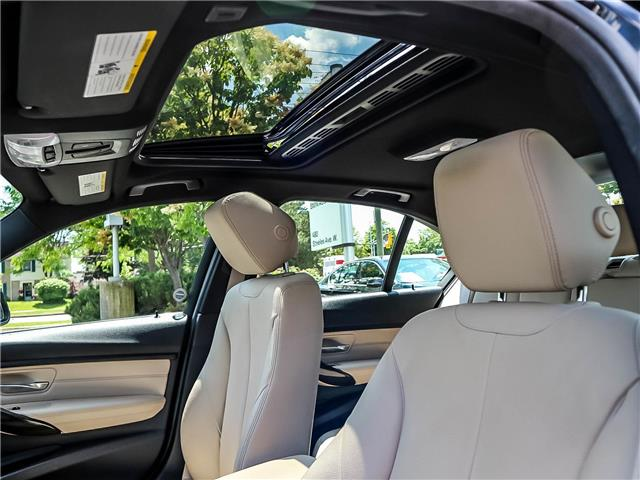 2015 BMW 328i xDrive (Stk: P8995) in Thornhill - Image 25 of 29