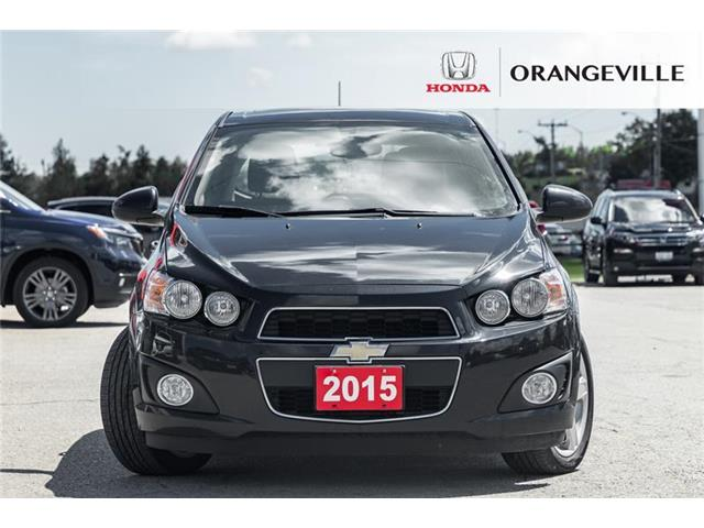 2015 Chevrolet Sonic LT Auto (Stk: G19011A) in Orangeville - Image 2 of 19