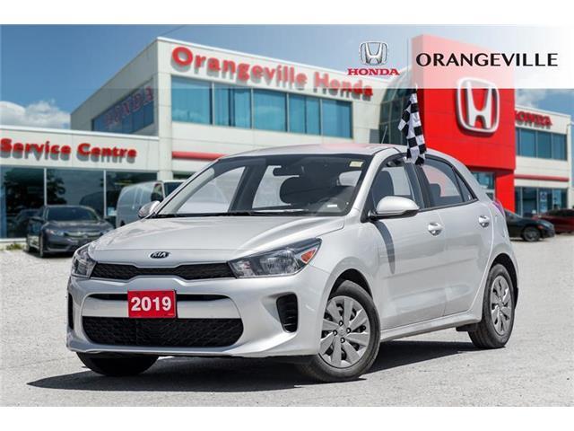 2019 Kia Rio  (Stk: U3184) in Orangeville - Image 1 of 18
