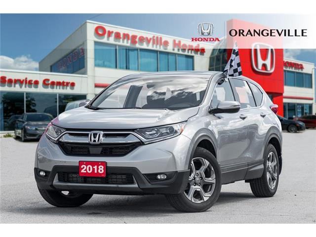 2018 Honda CR-V EX (Stk: V19215A) in Orangeville - Image 1 of 20