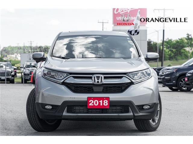 2018 Honda CR-V EX (Stk: V19215A) in Orangeville - Image 2 of 20