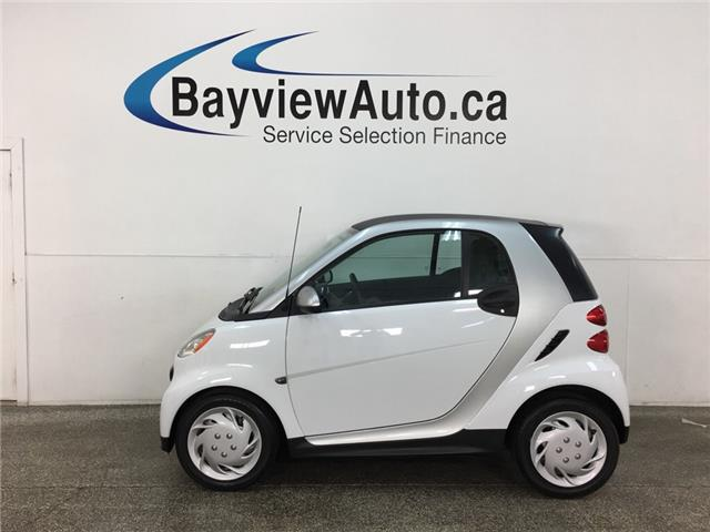 2015 Smart Fortwo Pure (Stk: 35196W) in Belleville - Image 1 of 19