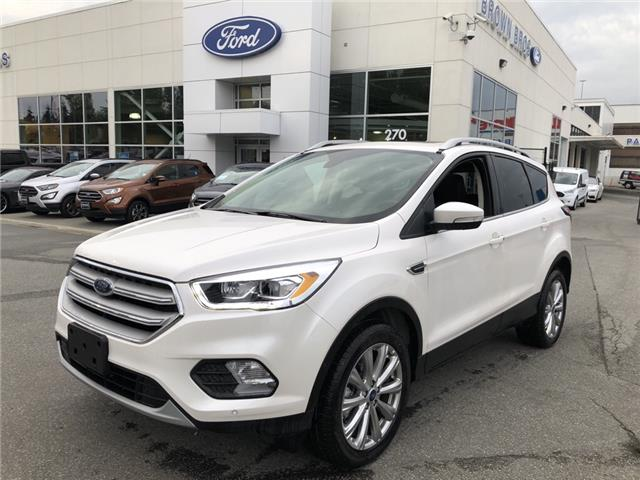 2018 Ford Escape Titanium (Stk: CP19239) in Vancouver - Image 1 of 28