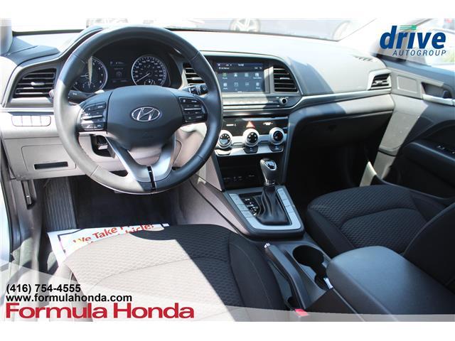 2019 Hyundai Elantra Preferred (Stk: B11304R) in Scarborough - Image 2 of 27