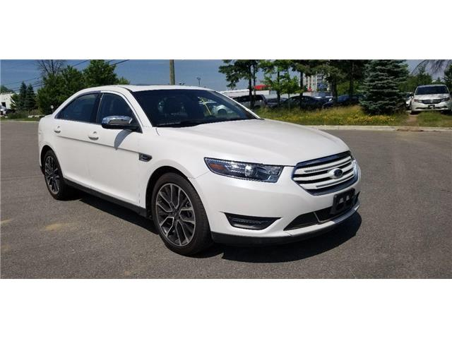 2018 Ford Taurus Limited (Stk: P8698) in Unionville - Image 1 of 22