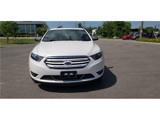 2018 Ford Taurus Limited (Stk: P8698) in Unionville - Image 2 of 22