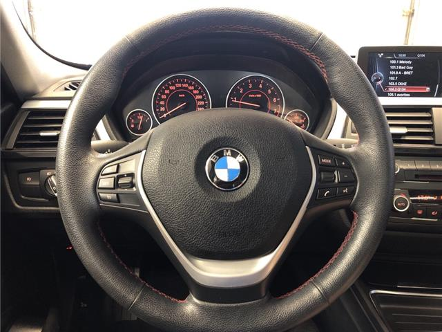 2014 BMW 320i xDrive (Stk: 14-S68778) in Lower Sackville - Image 13 of 17