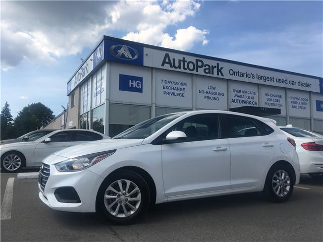2019 Hyundai Accent Preferred (Stk: 19-69840) in Brampton - Image 1 of 24