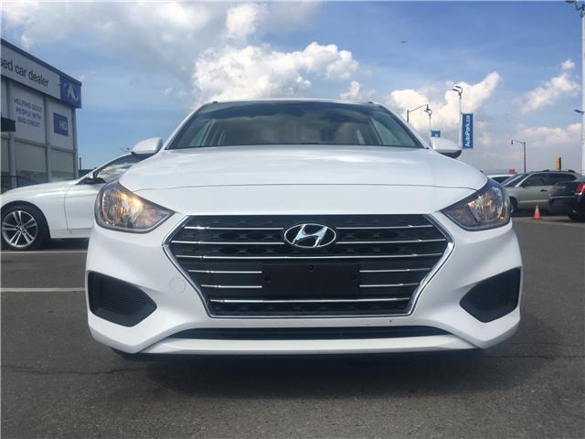 2019 Hyundai Accent Preferred (Stk: 19-69840) in Brampton - Image 2 of 24