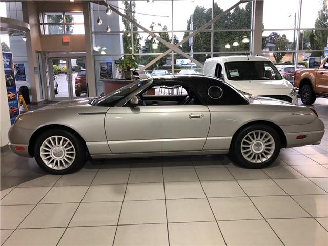 2005 Ford Thunderbird Premium (Stk: 196303A) in Vancouver - Image 2 of 16