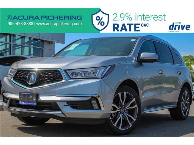 2019 Acura MDX Elite 5J8YD4H81KL800673 AT139 in Pickering