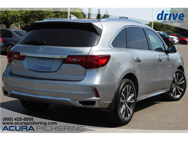 2019 Acura MDX Elite (Stk: AT139) in Pickering - Image 7 of 36